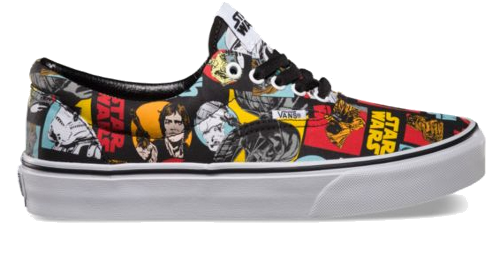 New In – Star Wars Vans – kids and adults