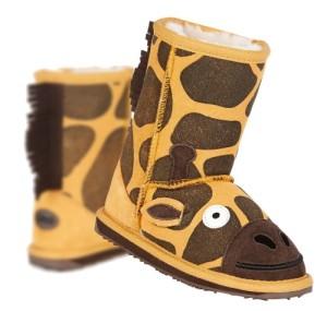 Kids Creature EMU Boots at kidsshoesnz.co.nz